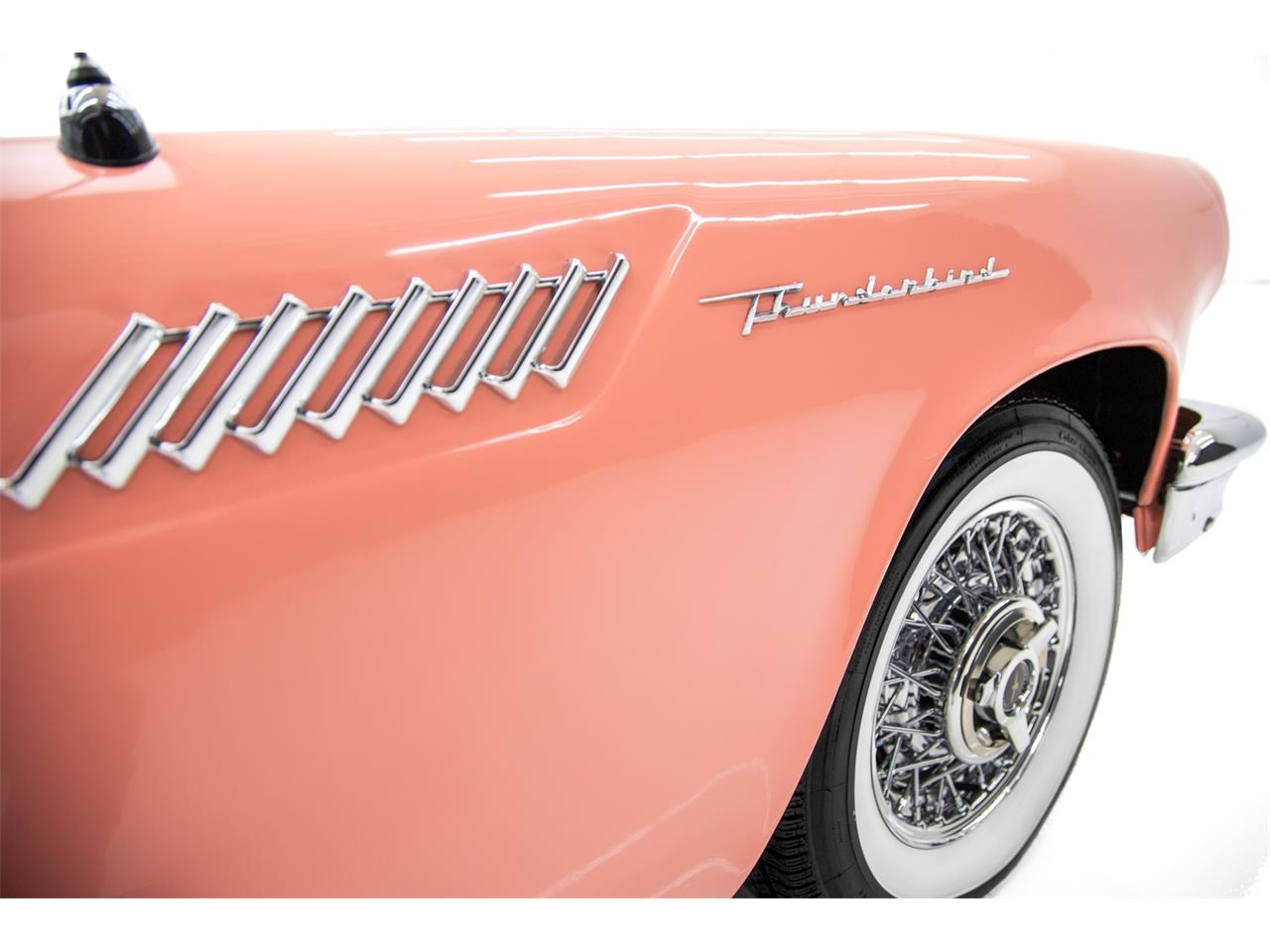 1957 Ford Thunderbird (CC-1363968) for sale in Des Moines, Iowa