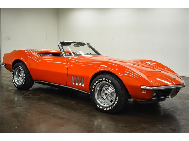 1969 Chevrolet Corvette (CC-1363982) for sale in Sherman, Texas