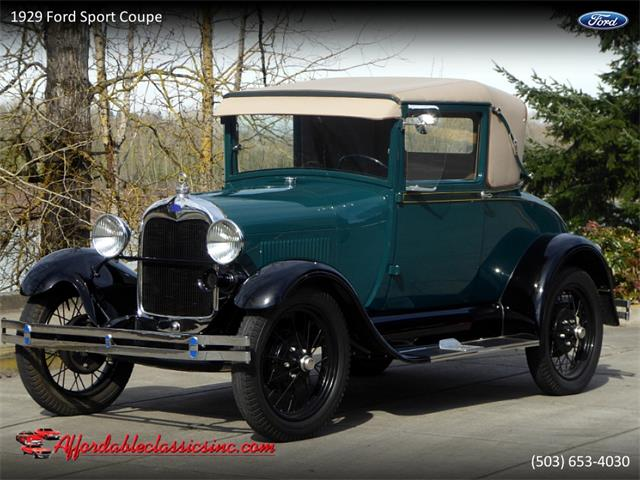 1929 Ford Coupe (CC-1363983) for sale in Gladstone, Oregon