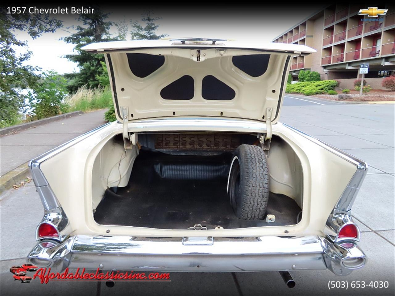 1957 Chevrolet Bel Air (CC-1364000) for sale in Gladstone, Oregon