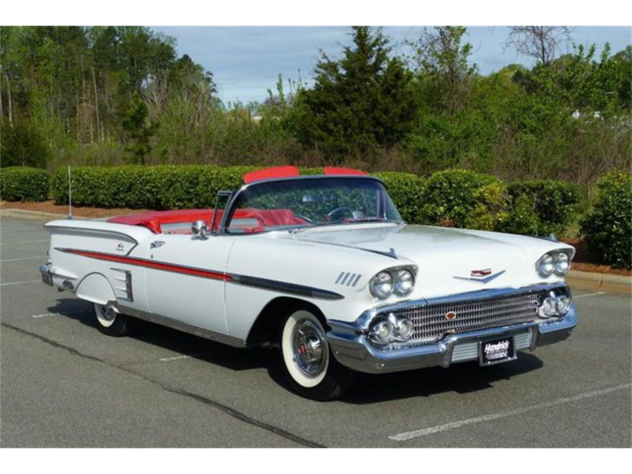 1958 Chevrolet Bel Air (CC-1364002) for sale in Charlotte, North Carolina