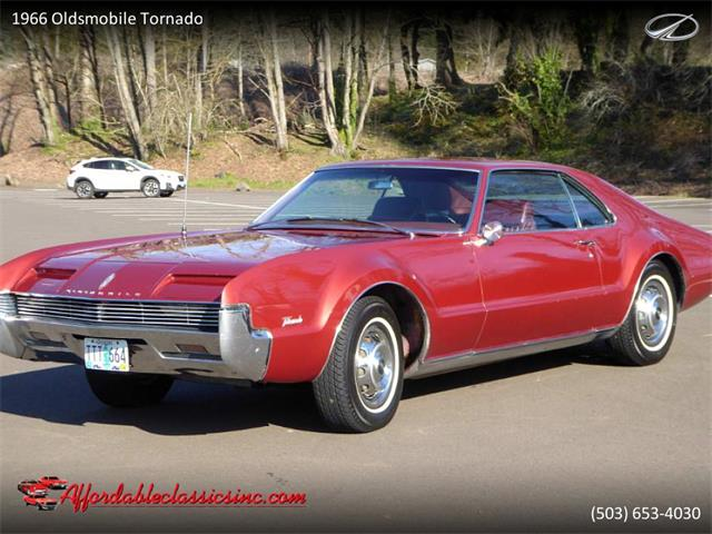 1966 Oldsmobile Toronado (CC-1364008) for sale in Gladstone, Oregon