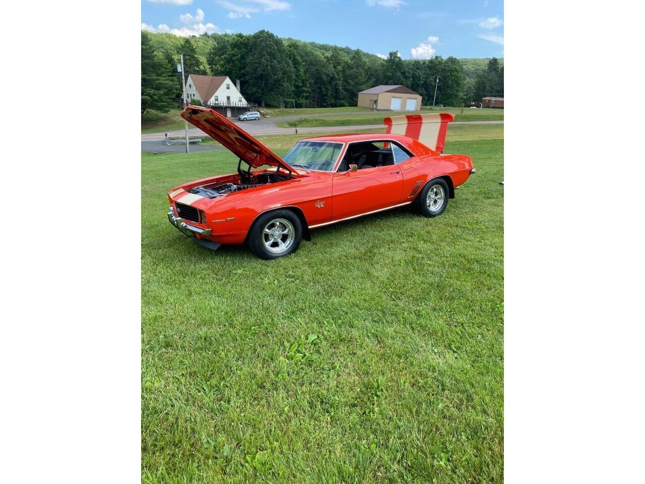 1969 Chevrolet Camaro (CC-1364009) for sale in Clarksburg, Maryland