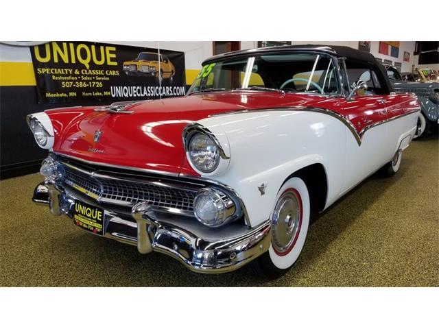 1955 Ford Fairlane (CC-1360401) for sale in Mankato, Minnesota