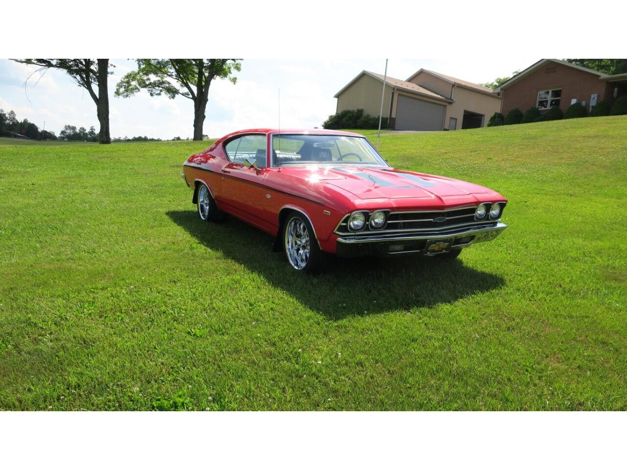 1969 Chevrolet Chevelle (CC-1364010) for sale in Clarksburg, Maryland