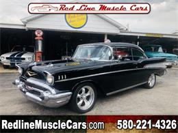 1957 Chevrolet Bel Air (CC-1364035) for sale in Wilson, Oklahoma