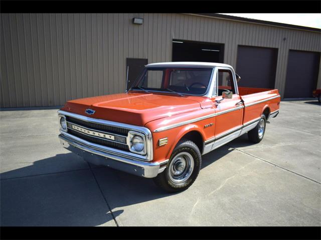 1970 Chevrolet Pickup (CC-1364039) for sale in Cicero, Indiana