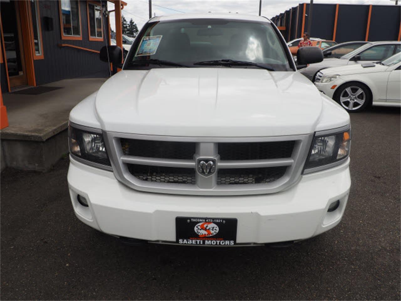2010 Dodge Dakota (CC-1364049) for sale in Tacoma, Washington