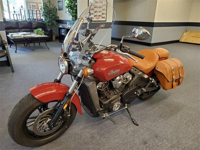 2015 Indian Scout (CC-1364054) for sale in Bend, Oregon