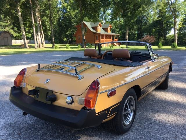 1977 MG MGB (CC-1364082) for sale in Manning, South Carolina