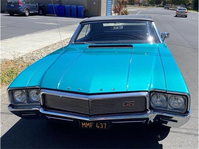 1968 Buick Gran Sport (CC-1364086) for sale in Napa, California
