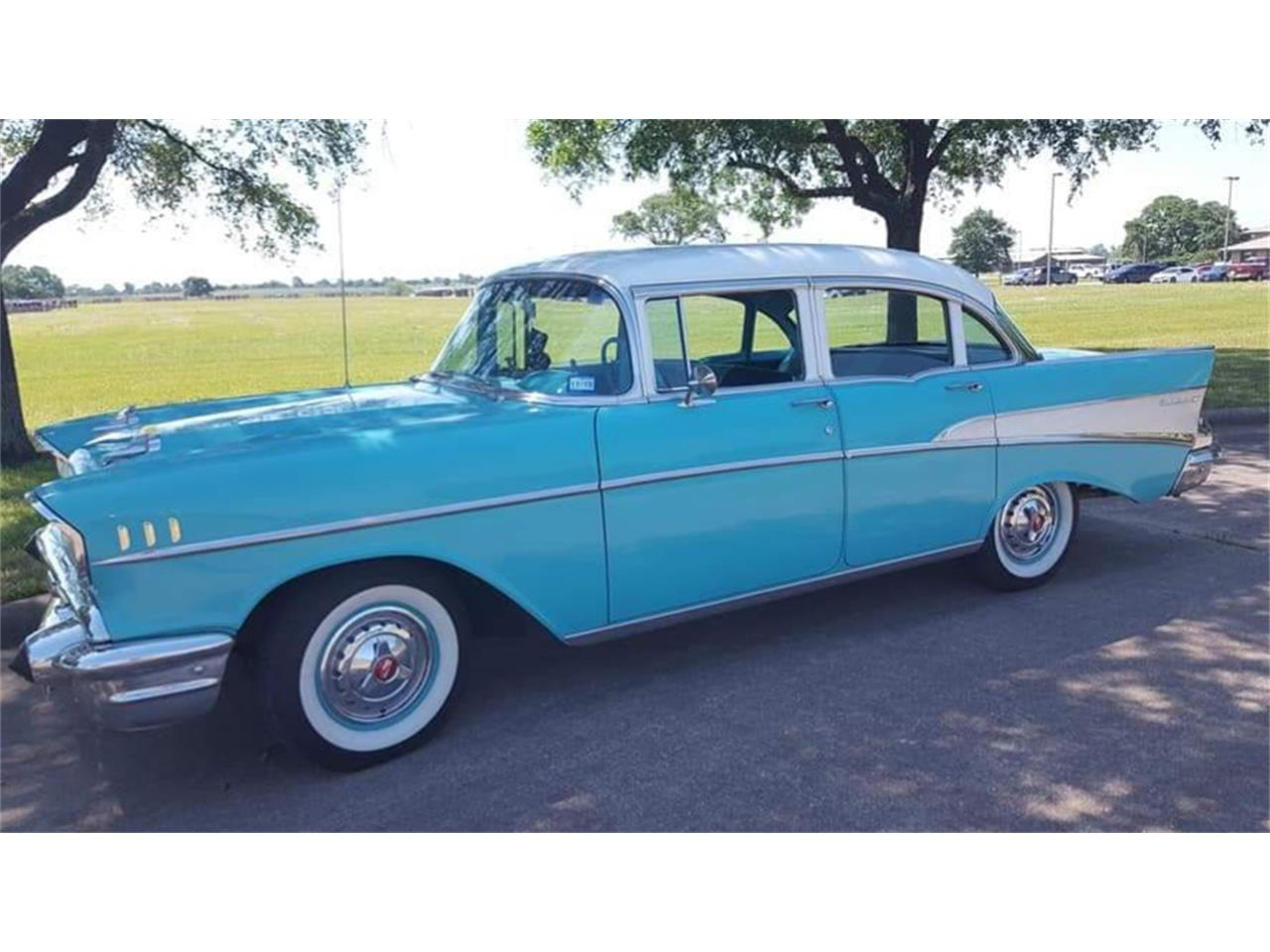 1957 Chevrolet Bel Air (CC-1364095) for sale in College Station, Texas