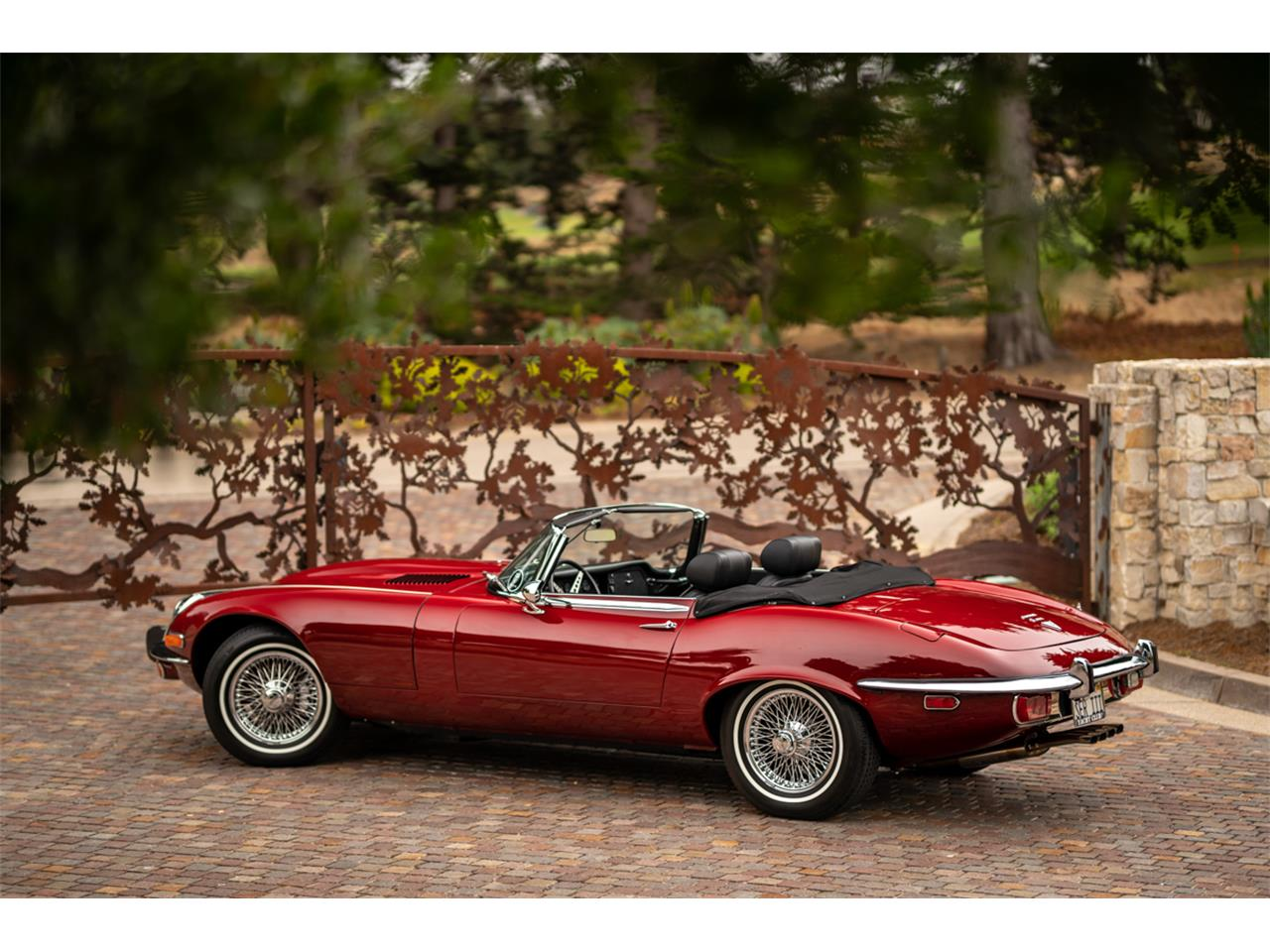 1973 Jaguar E-Type (CC-1360041) for sale in Monterey, California