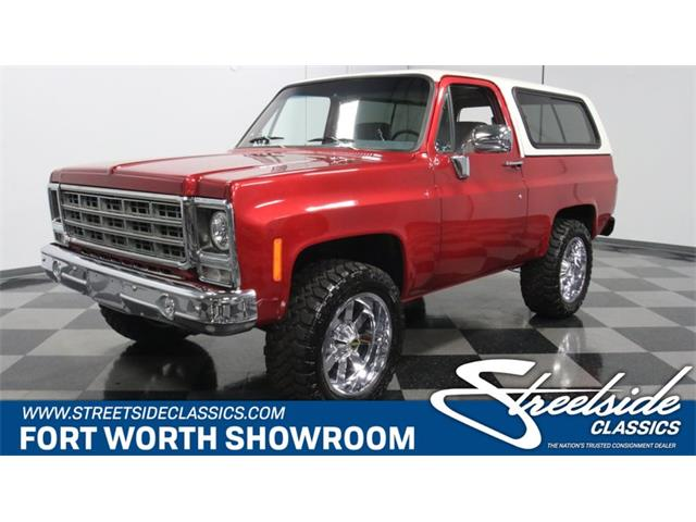 1979 Chevrolet Blazer (CC-1364100) for sale in Ft Worth, Texas