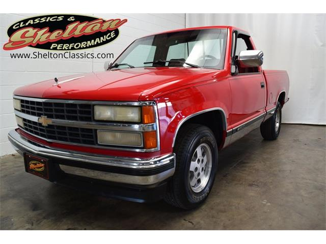 1992 Chevrolet Silverado (CC-1364132) for sale in Mooresville, North Carolina