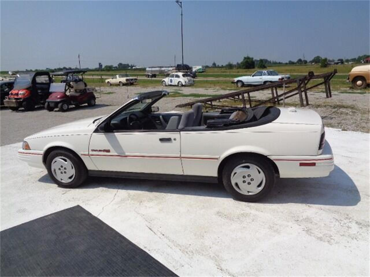 1992 Chevrolet Cavalier (CC-1364134) for sale in Staunton, Illinois
