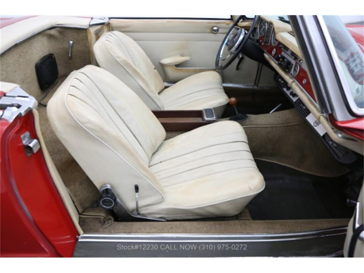 1967 Mercedes-Benz 230SL (CC-1364141) for sale in Beverly Hills, California