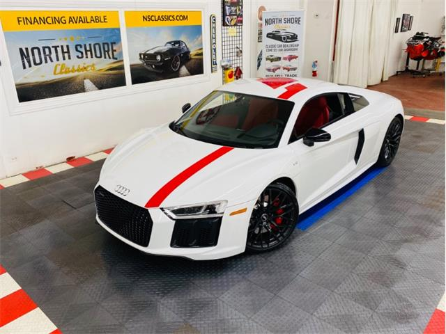 2018 Audi R8 (CC-1364145) for sale in Mundelein, Illinois