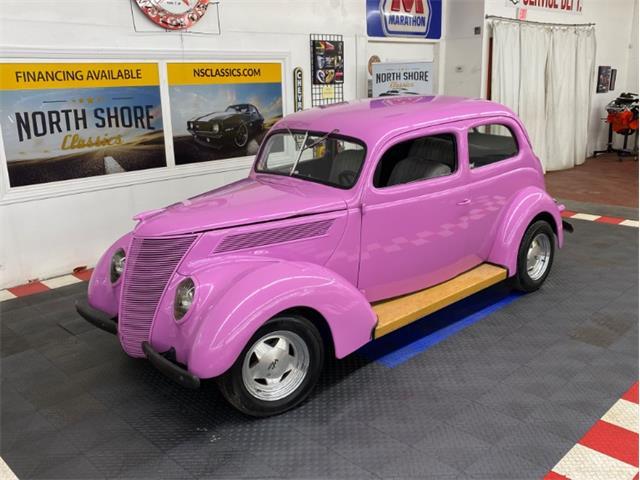 1937 Ford Tudor (CC-1364147) for sale in Mundelein, Illinois