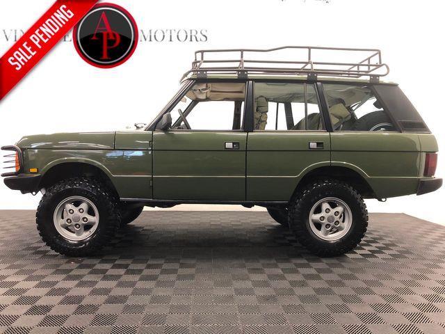 1989 Land Rover Range Rover (CC-1364148) for sale in Statesville, North Carolina