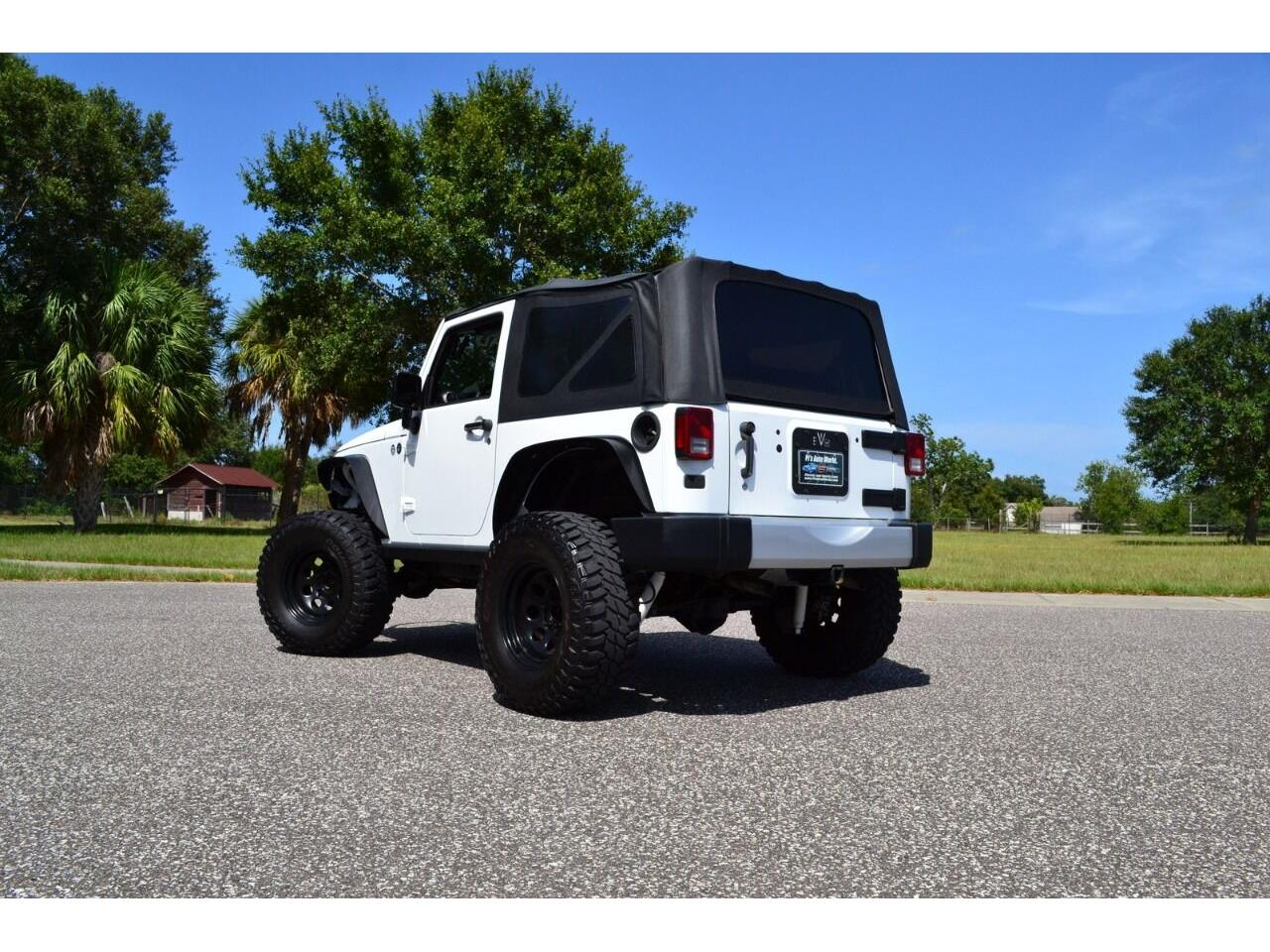 2012 Jeep Wrangler (CC-1364162) for sale in Clearwater, Florida