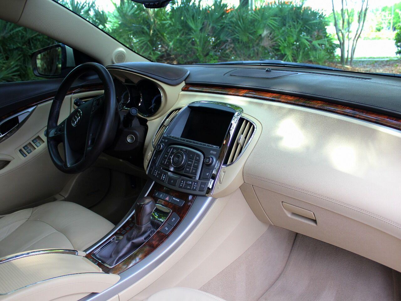 2012 Buick Lacrosse (CC-1364164) for sale in Clearwater, Florida