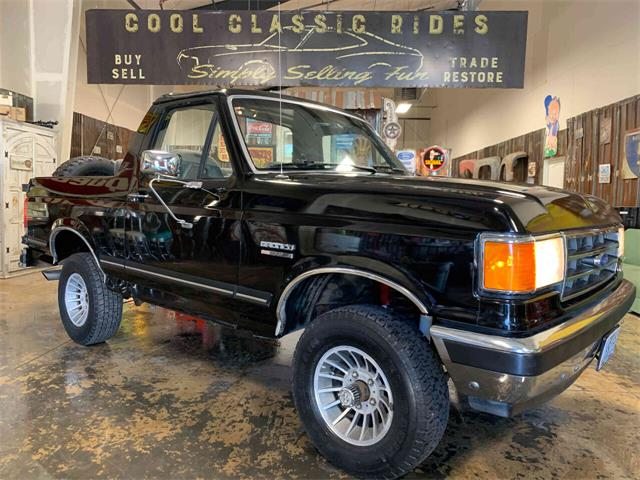 1989 Ford Bronco