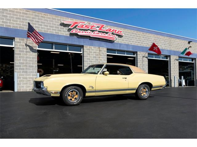 1970 Oldsmobile Cutlass (CC-1360417) for sale in St. Charles, Missouri