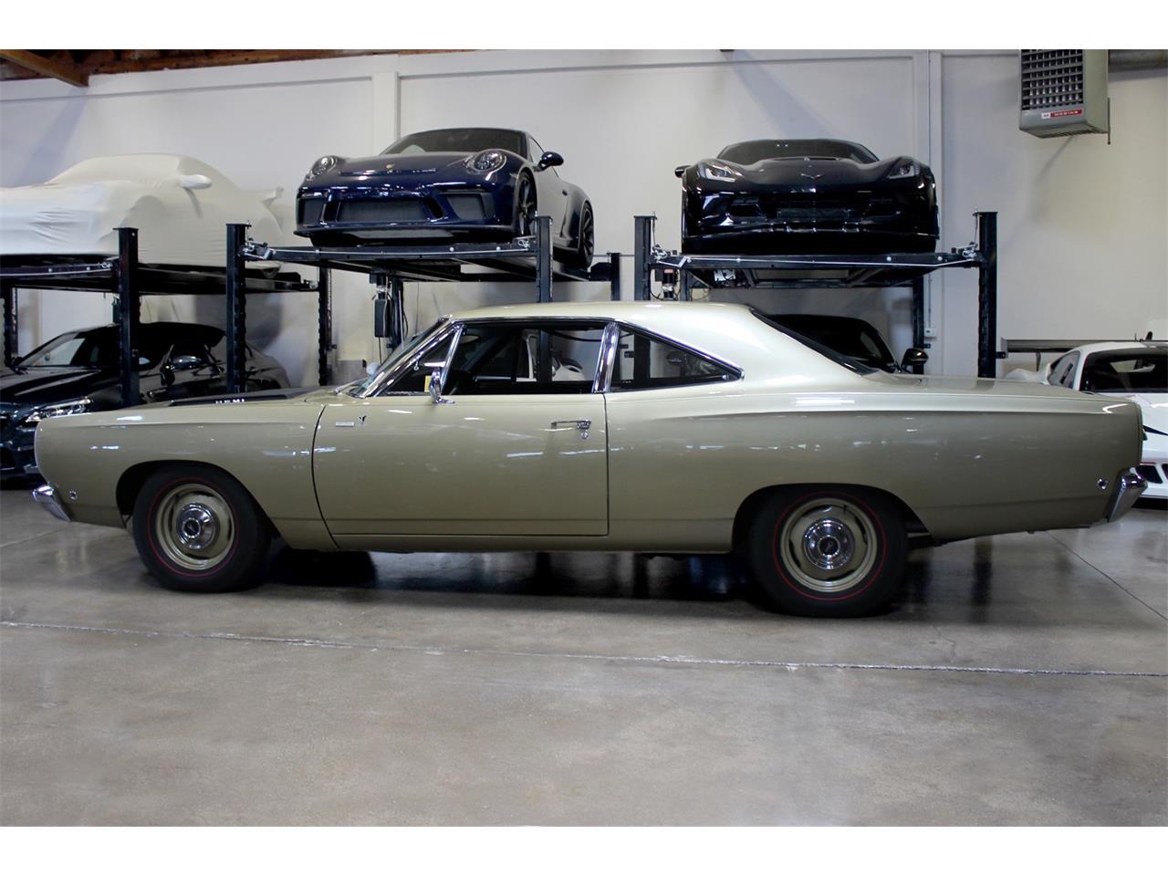 1968 Plymouth Road Runner (CC-1364179) for sale in San Carlos, California