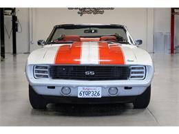 1969 Chevrolet Camaro (CC-1364180) for sale in San Carlos, California