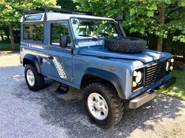 1990 Land Rover Defender (CC-1364195) for sale in Lake Hiawatha, New Jersey