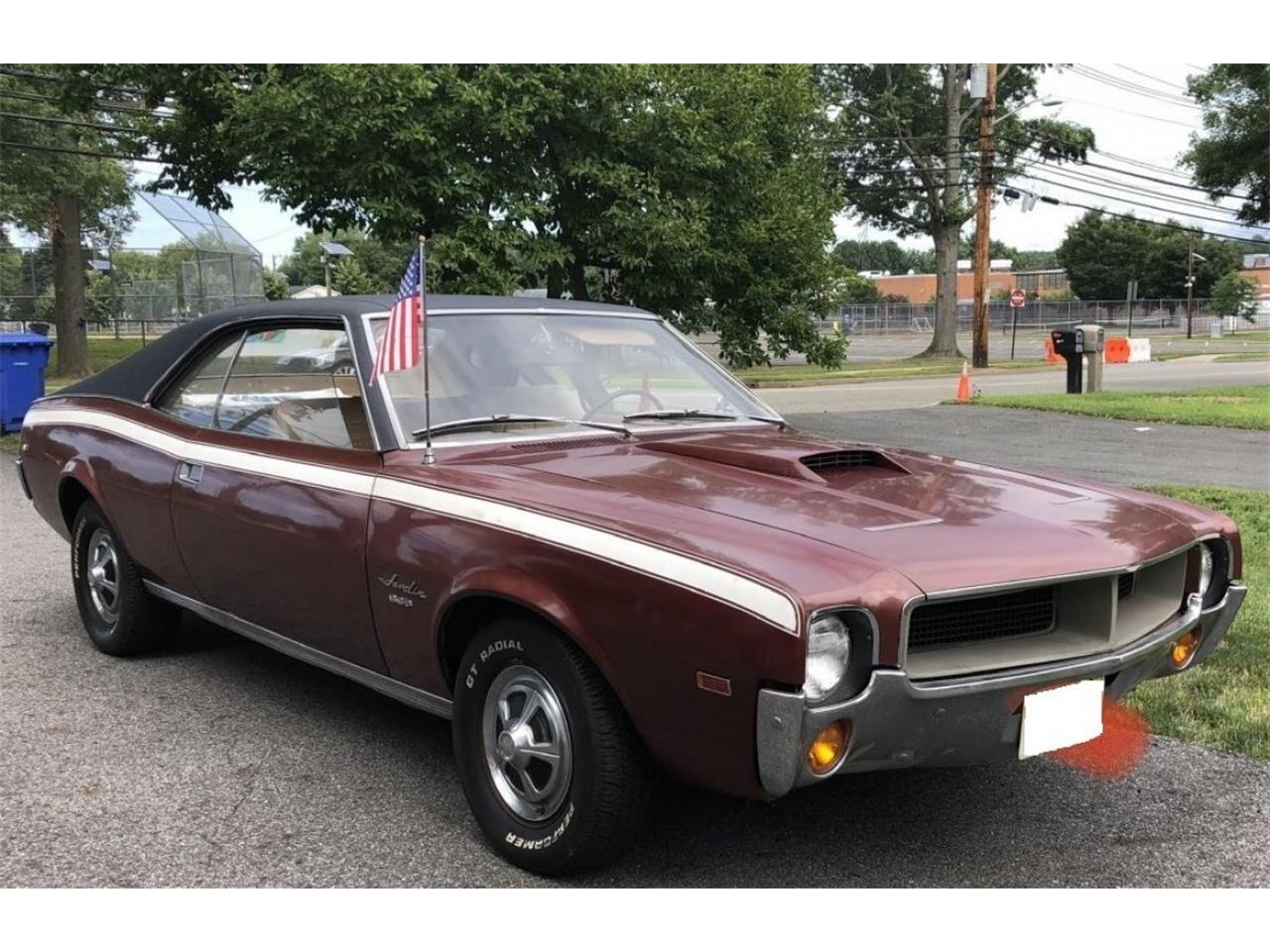 1968 AMC Javelin (CC-1364198) for sale in Lake Hiawatha, New Jersey
