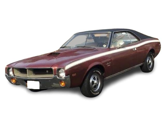 1968 AMC Javelin (CC-1364198) for sale in Lake Hiawatha, New Jersey
