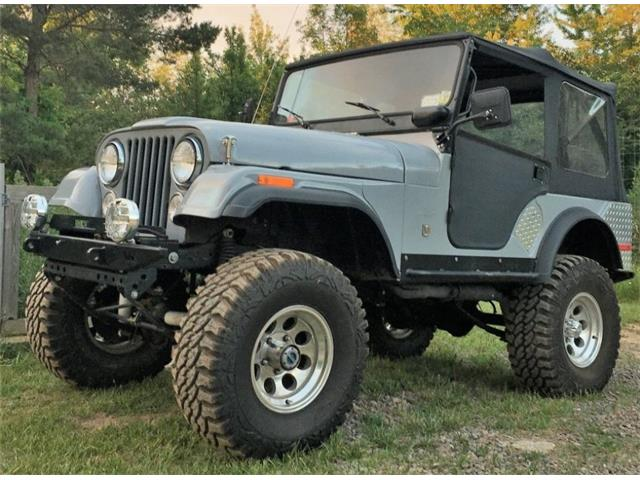1971 Jeep CJ5 (CC-1364200) for sale in Lake Hiawatha, New Jersey