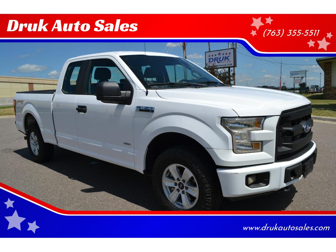 2017 Ford F150 (CC-1364203) for sale in Ramsey, Minnesota
