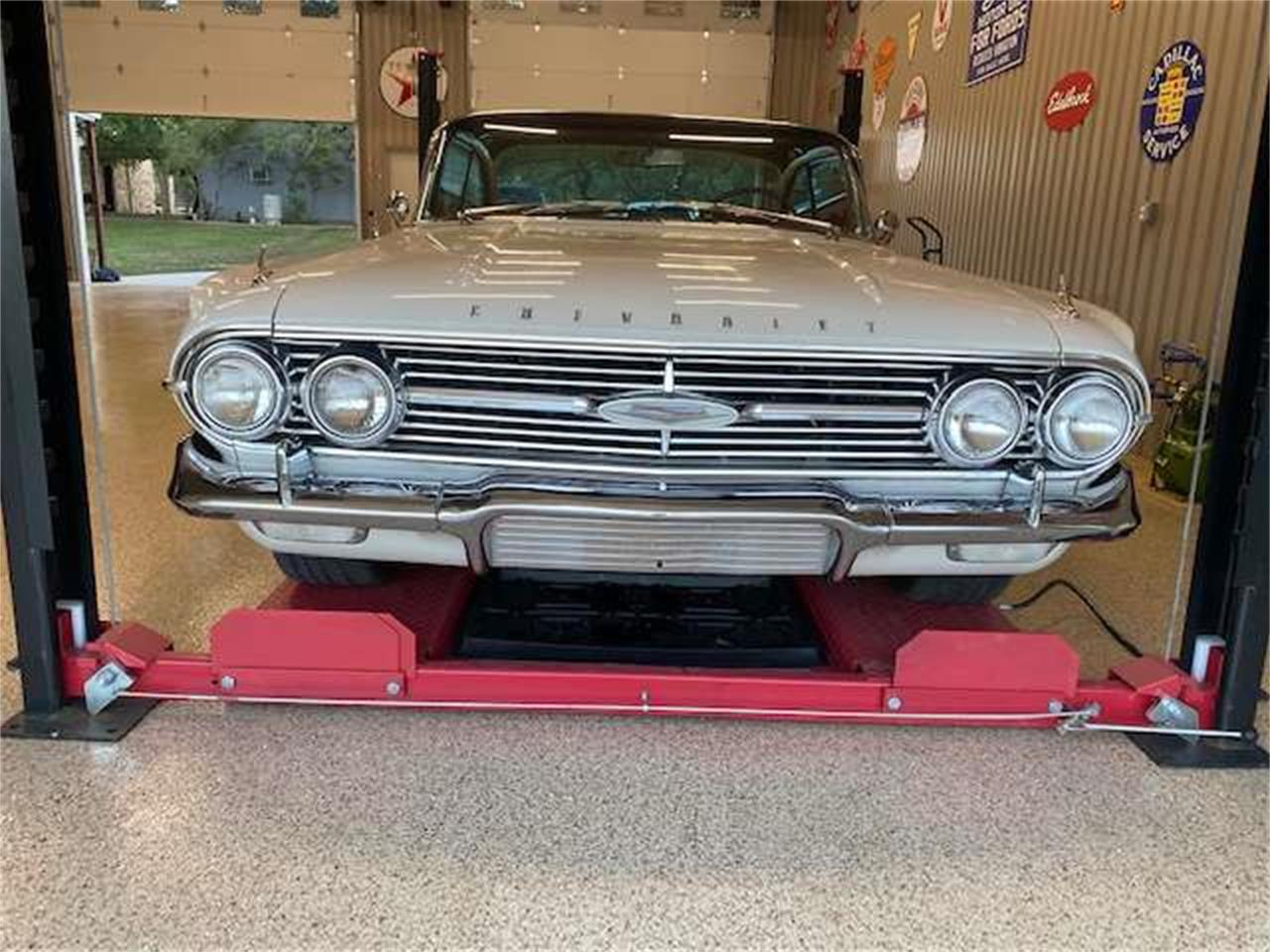 1960 Chevrolet Impala (CC-1364206) for sale in Midlothian, Texas