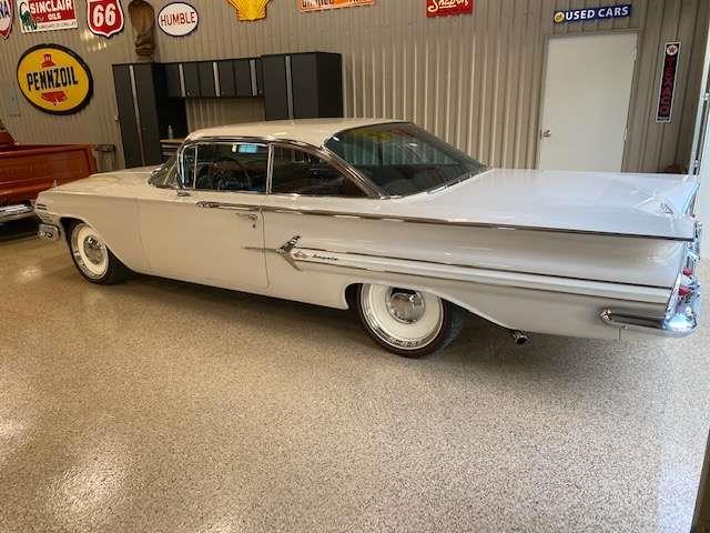 1960 Chevrolet Impala (CC-1364206) for sale in Midlothian, Texas