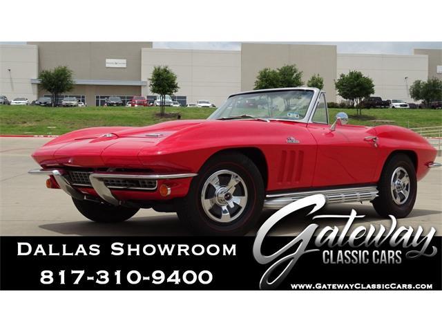 1966 Chevrolet Corvette (CC-1360423) for sale in O'Fallon, Illinois
