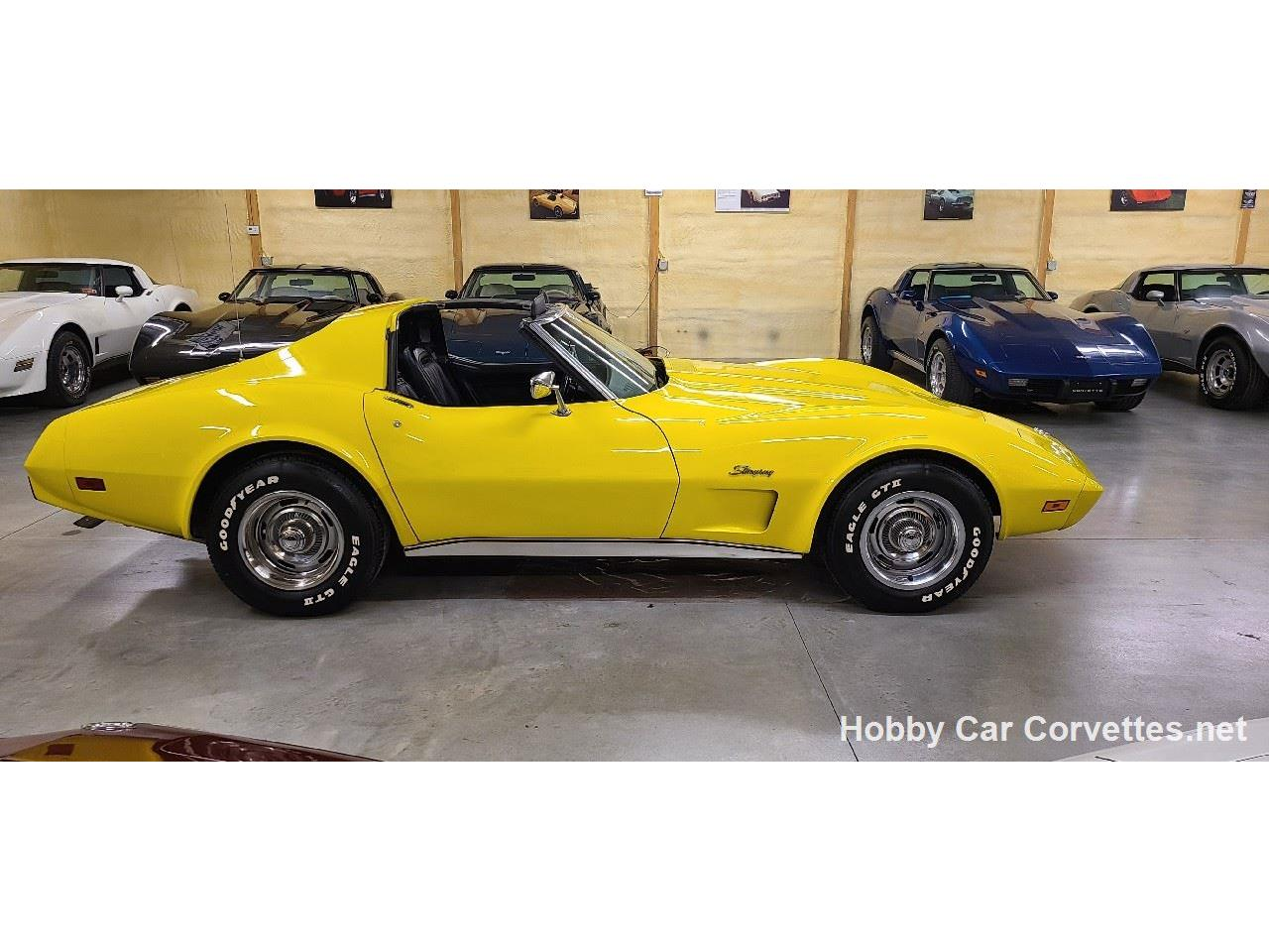 1975 Chevrolet Corvette (CC-1364236) for sale in martinsburg, Pennsylvania