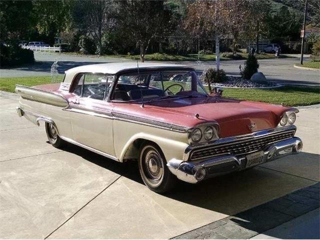 1959 Ford Fairlane 500 (CC-1364245) for sale in Morgan Hill, California