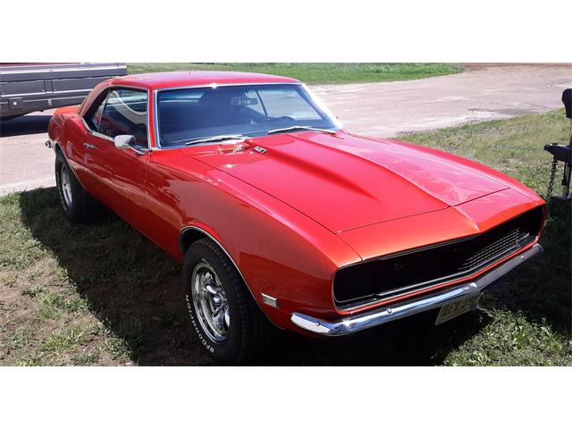 1968 Chevrolet Camaro (CC-1364247) for sale in Sioux Falls,, South Dakota