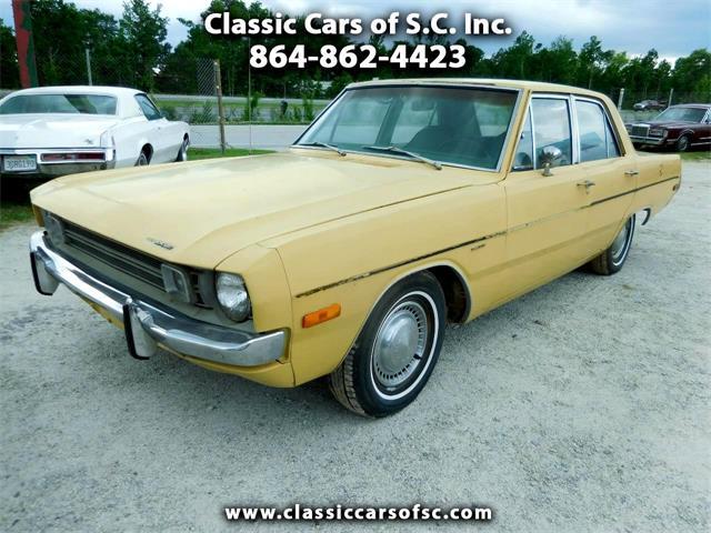 1972 Dodge Dart (CC-1360425) for sale in Gray Court, South Carolina