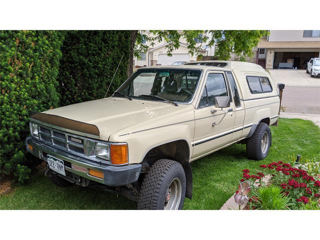 1986 Toyota Truck (CC-1364257) for sale in Colorado springs, Colorado