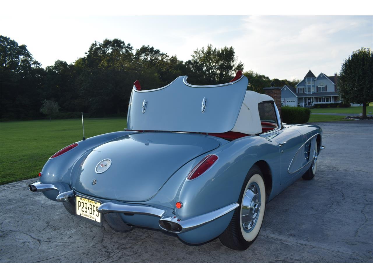 1959 Chevrolet Corvette (CC-1364258) for sale in Williamstown, New Jersey