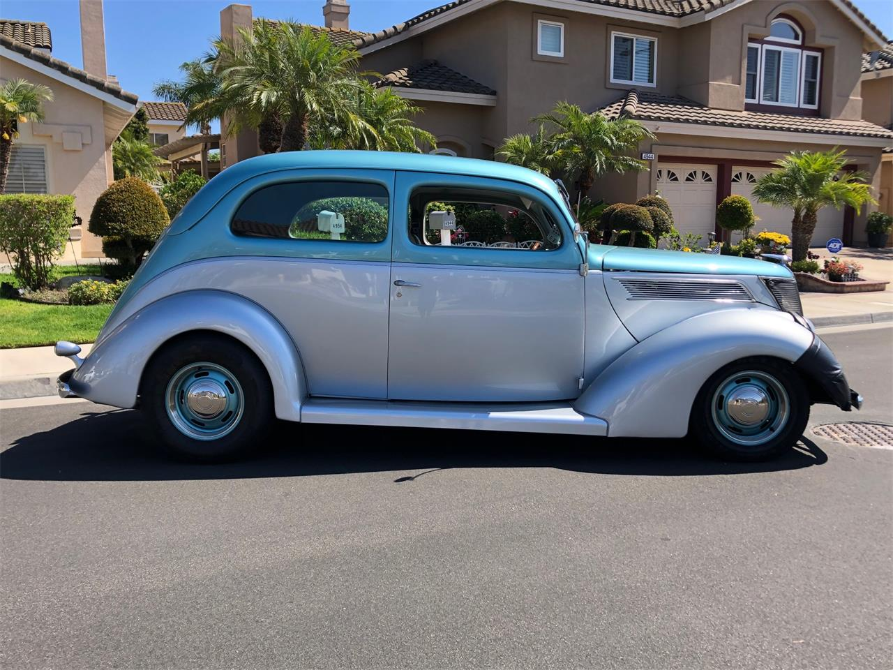 1937 Ford Slantback (CC-1364262) for sale in orange, California