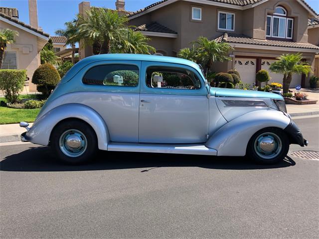 1937 Ford Slantback (CC-1364262) for sale in orange, California