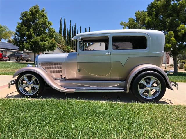 1929 Ford Sedan