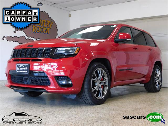 2018 Jeep Grand Cherokee (CC-1364291) for sale in Hamburg, New York