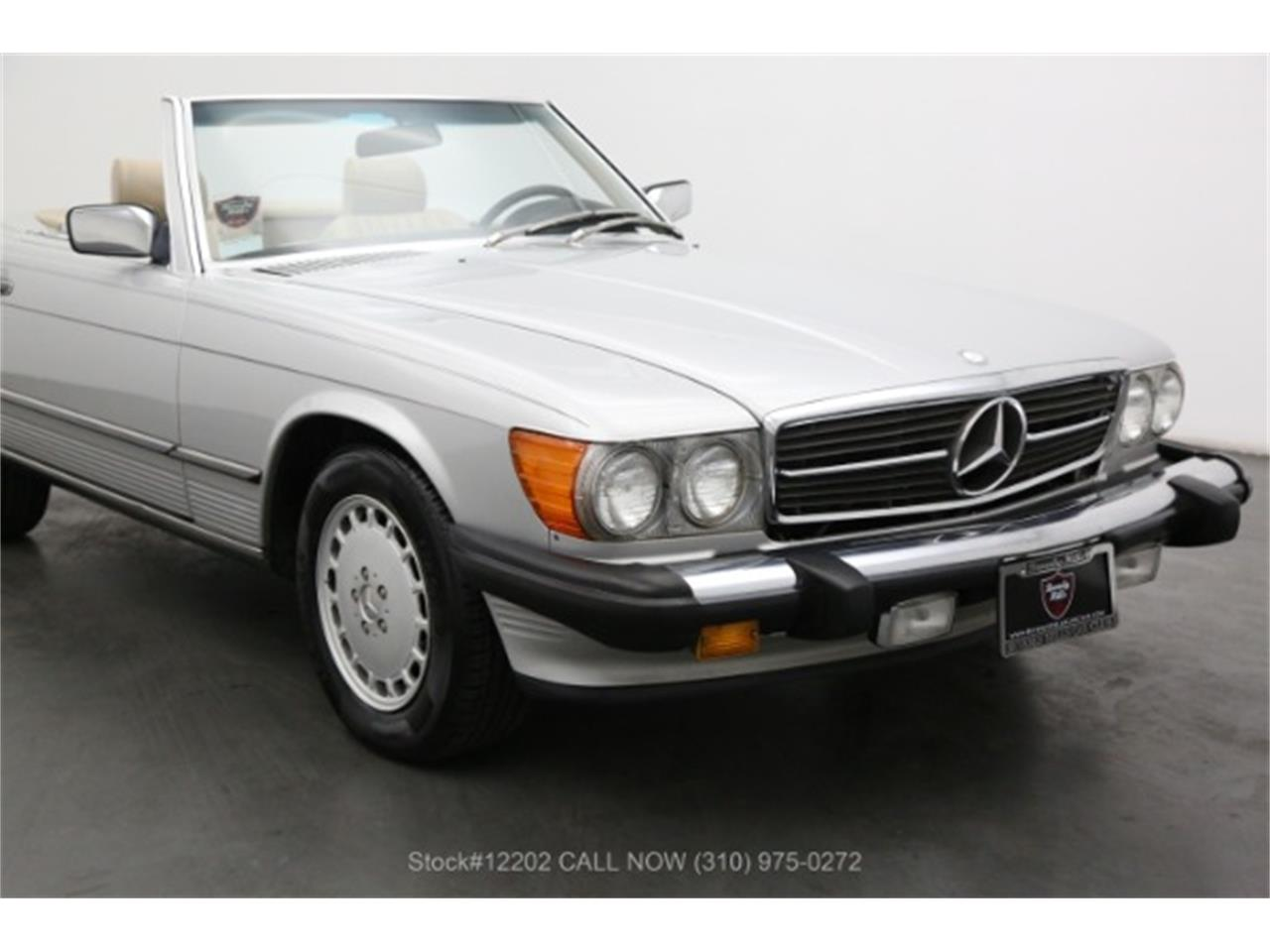 1986 Mercedes-Benz 560SL (CC-1364293) for sale in Beverly Hills, California