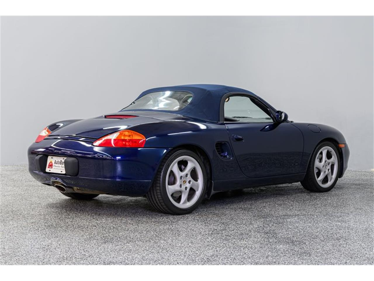 2001 Porsche Boxster (CC-1364302) for sale in Concord, North Carolina